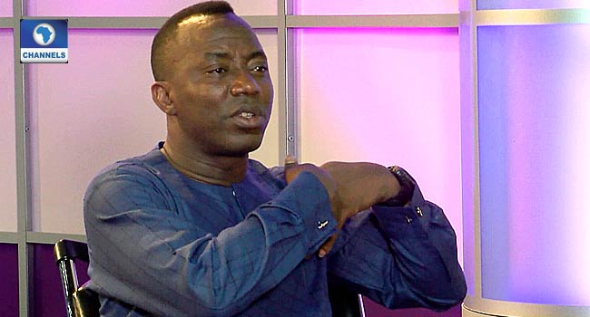 When A Country Is Rotten, You Cannot Fix It By Going To The Local Govt – Sowore