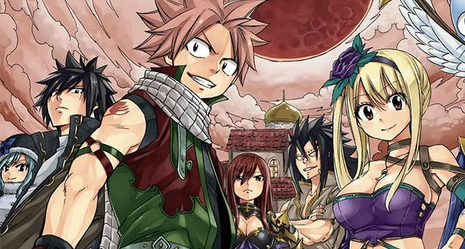 Fairy tail 100 year quest 50
